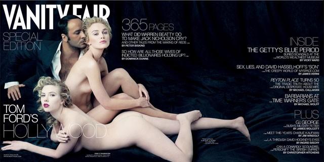 Scarlett Johansson and Keira Knightley