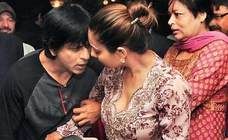 SRK-Gauri