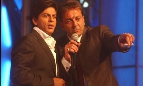 SRK-Sanjay Dutt