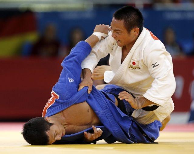 Judo result overturned