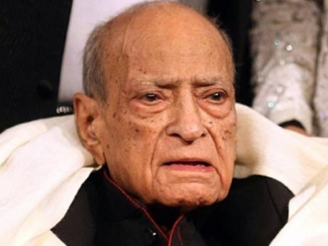 AK Hangal critical, hospitalised