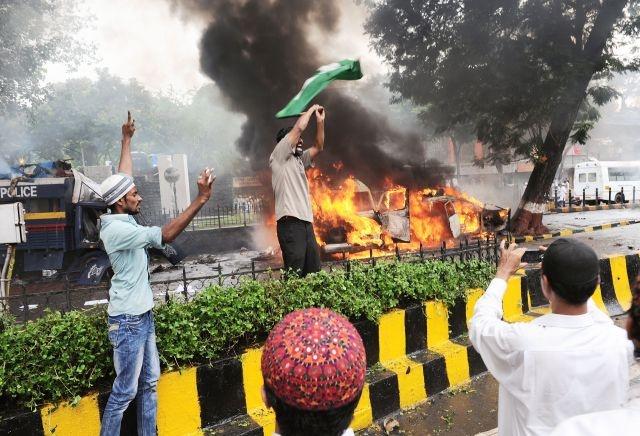 Mumbai Burns