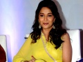 Madhuri Dixit turns 'devi' at Delhi Couture Week