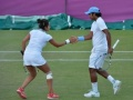 Sania Mirza and Leander Paes