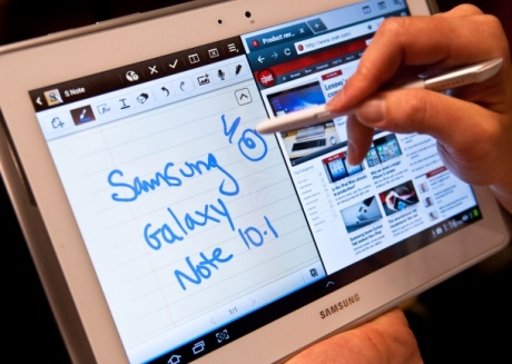 Review: Galaxy Note 10.1