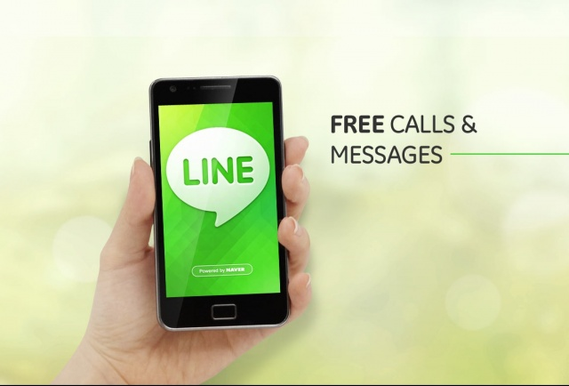 Meet Line, an app more popular than Facebook