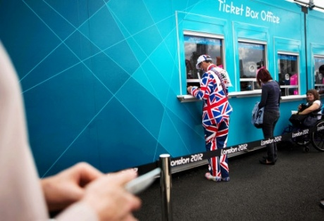 Olympics ticket demand insatiable