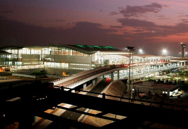 Rajeev Gandhi International airport