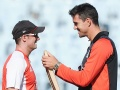 Pietersen row overshadows Strauss' 100th test