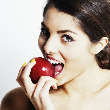 Apple reduces heart disease risk in women