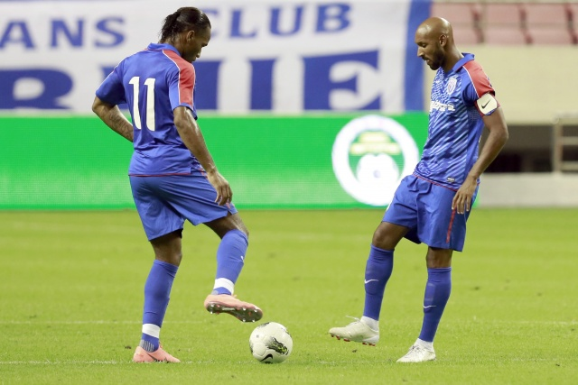 Shanghai could lose Drogba, Anelka: Report