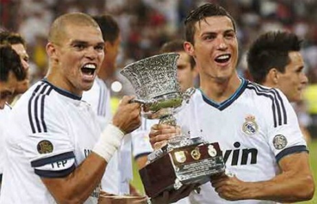 Real beat Barcelona to lift Super Cup