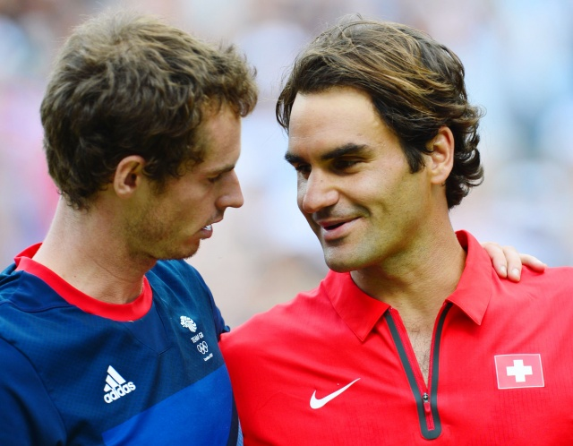 Federer, Murray drawn to meet in US Open semis