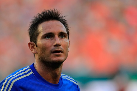 Lampard eyes Chelsea job after retirement