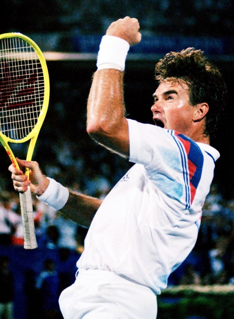 Jimmy Connors 'liked to practice naked at 3 am'