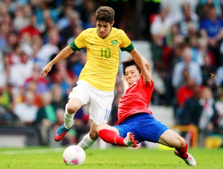 I am ready for Chelsea debut: Oscar