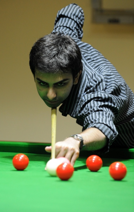 Pankaj Advani beats former world No 1 John Higgins