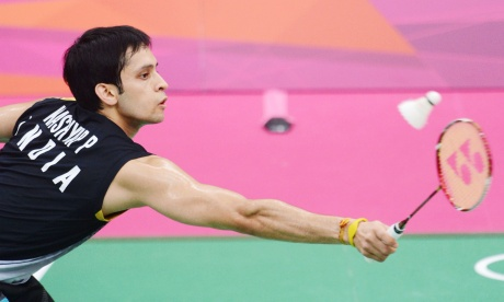My aim is to reach top 15: Kashyap