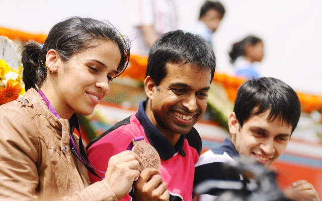 Indian sports is looking up: Pullela Gopichand