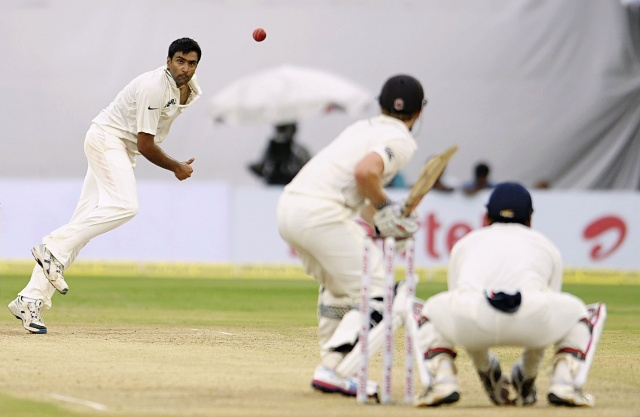 Ashwin for enforcing follow-on after early wrap-up