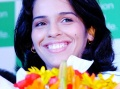 I am proud of myself: Saina Nehwal