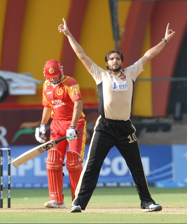 IPL clearly the best organised league: Afridi