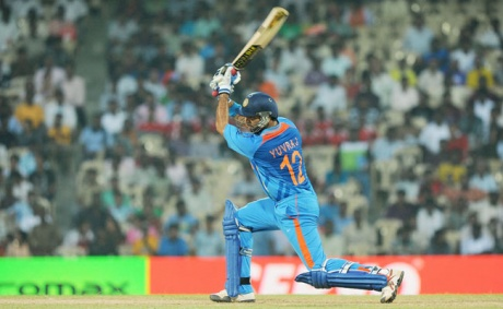 Yuvraj Singh's return is surprising: Sourav Ganguly