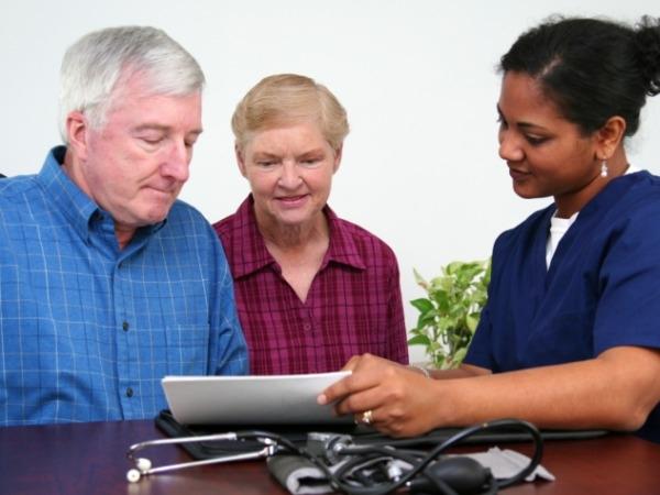 Doctor-Patient Trust Beats Pain, Stress