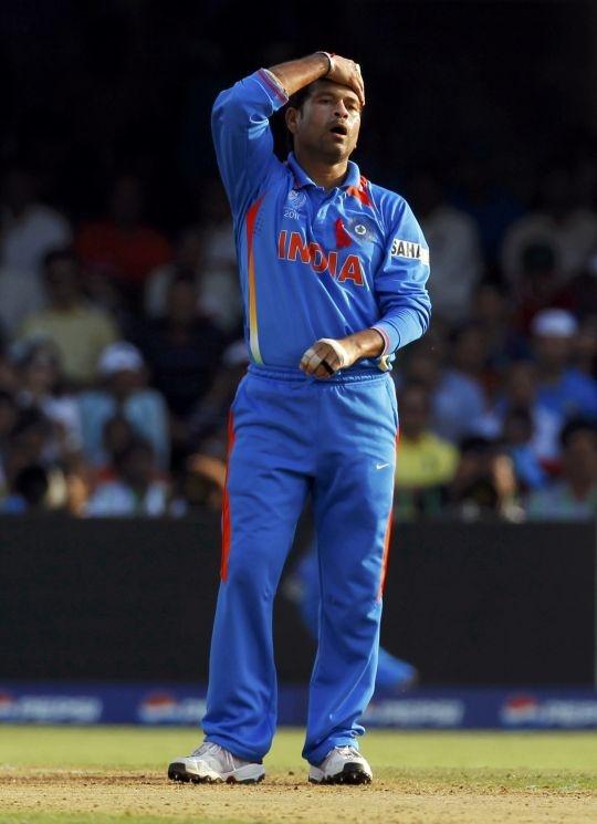 Sachin's wickets