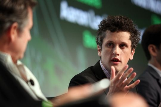 AARON LEVIE, CO-FOUNDER, BOX