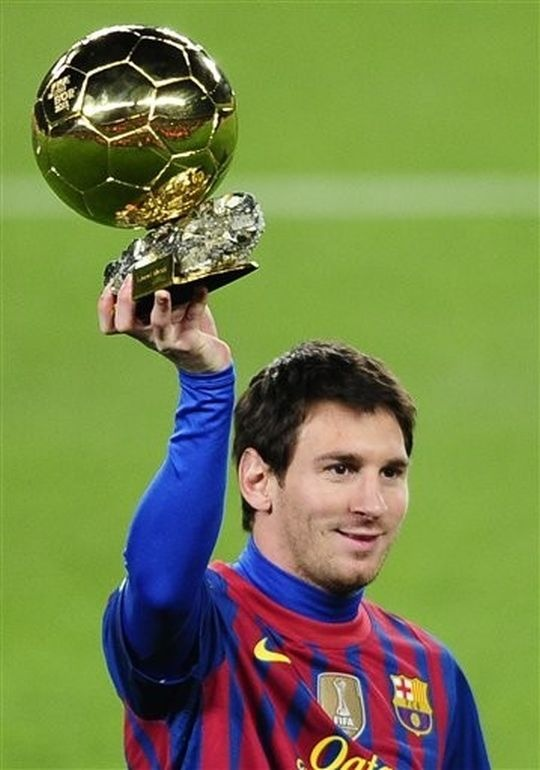 Ballon d'Or for 4th Time?