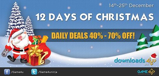 Downloads4You - Massive Online Christmas Sale