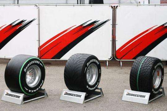 Dry tyres
