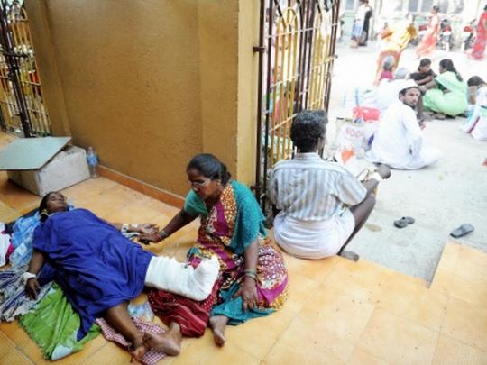 Earthquake In Chennai