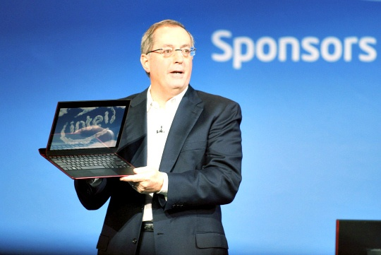 Intel to Launch Fourth-Gen Core Processor in 2013