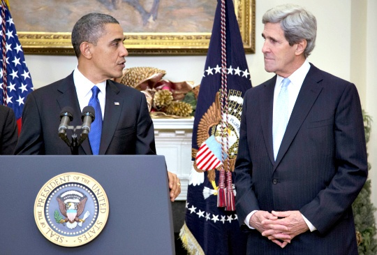 John Kerry Nominated for Secretary of State