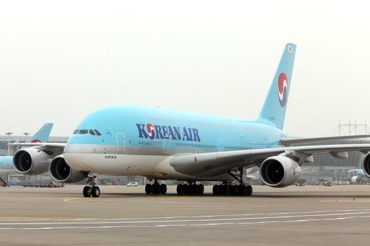 Seoul to Re-route Passenger Flights
