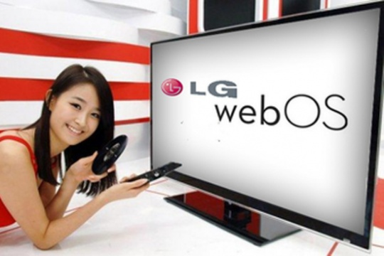 LG Google TV, webOS-based SmartTV