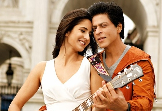 SRK-Katrina Kaif