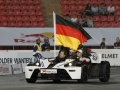 Vettel and Schumacher win Race of Champions
