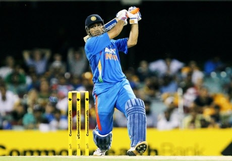 M S Dhoni