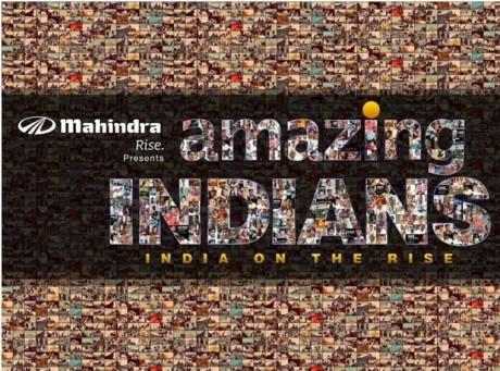 Mahindra Rise Amazing Indians