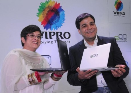 Wipro unveils slimmest ultrabook