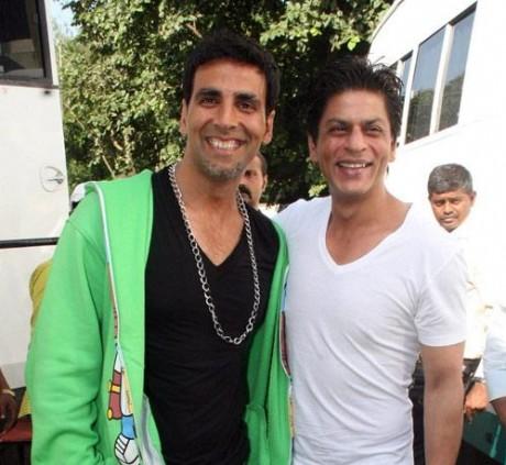 SRK, Akshay Kumar