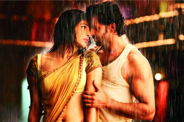 Hrithik & Priyanka