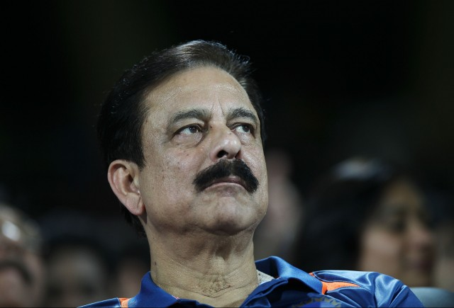 Broken Promises-Subrata Roy