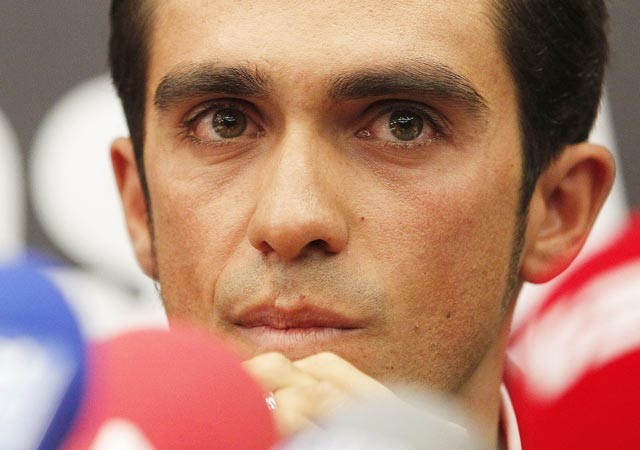 Contador's fans to ride in his support