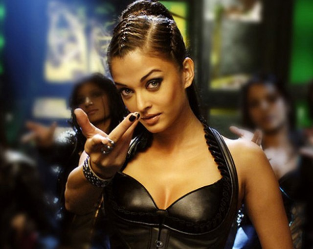 Aishwarya Rai Bachchan for Dhoom 2