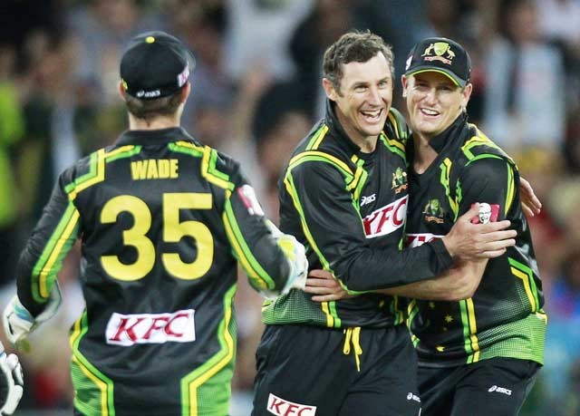 1st T20I: Aus beat India by 31 runs