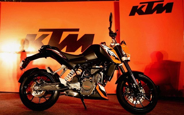 Bajaj Auto plans bigger Pulsar & KTM motorcycle models